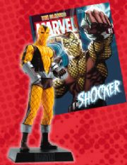 Classic Marvel Figurine Collection #091 The Shocker Eaglemoss Publications